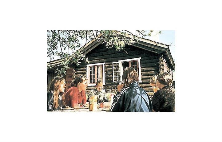 Holiday home Vaga Sjardalen