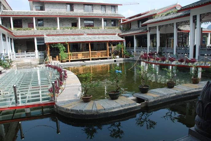 Yangshuo Shuangjiang Ecological Hotel