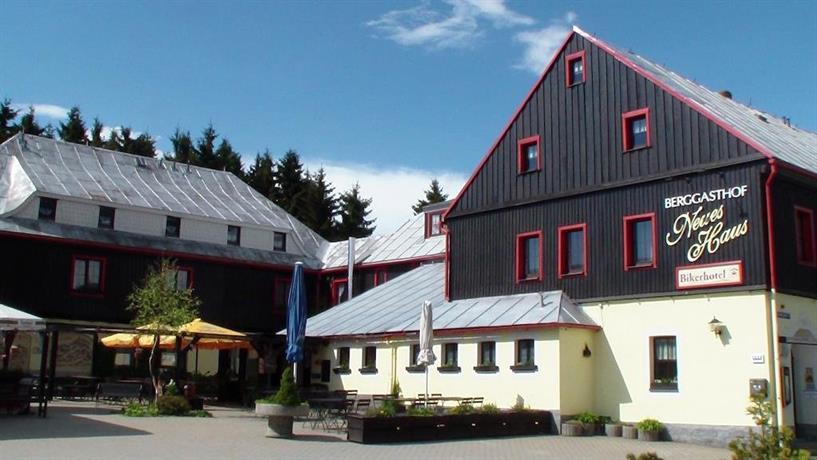 Berggasthof Neues Haus Hotel Oberwiesenthal Kurort