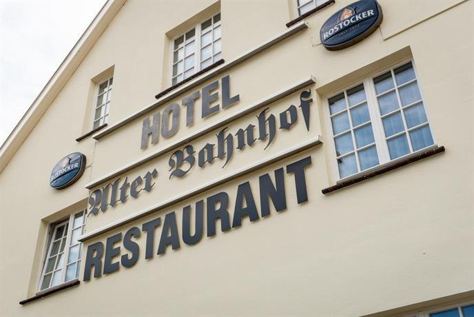 Hotel Restaurant Alter Bahnhof Prerow