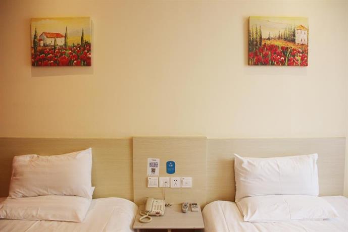 Hanting Express Yangzhou Wenchangge Hotel