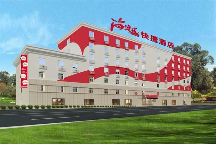 Thankyou Hotel Luoyang Yingbin Avenue