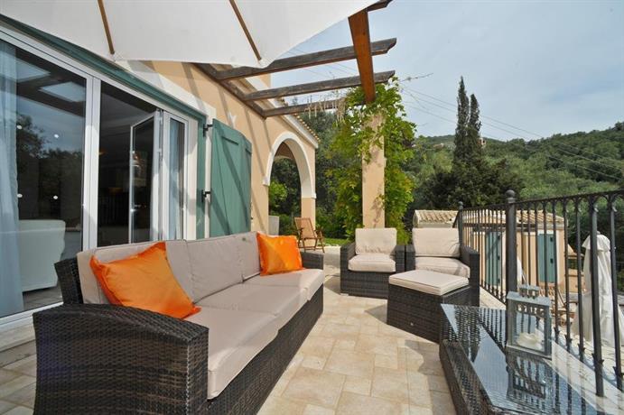 Villa Karydia Corfu Island