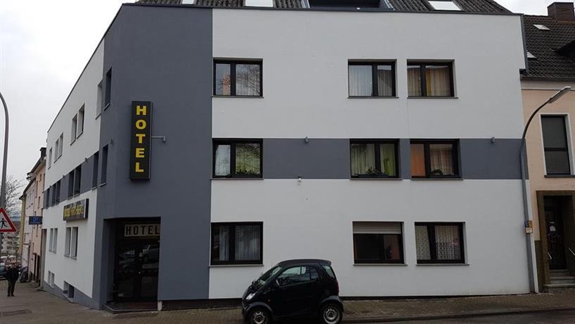 Kirchberg Hotel Garni Saarbrucken