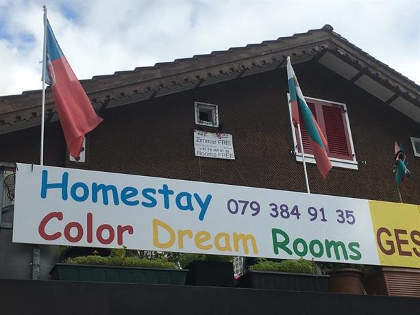 Homestay Color Dream Rooms