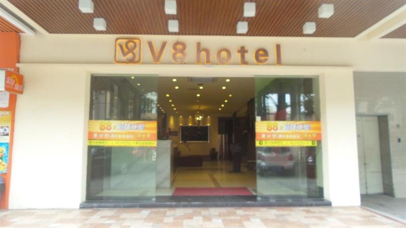 V8 Hotel Xi Lang Branch Guangzhou