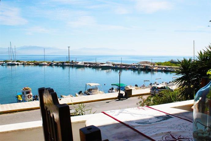 Marina Bay Apartment Corfu Island
