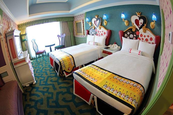 About Tokyo Disneyland Hotel