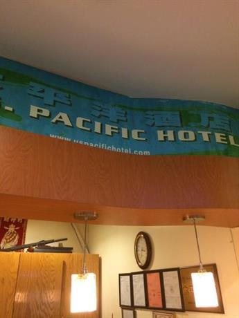 U S Pacific Hotel