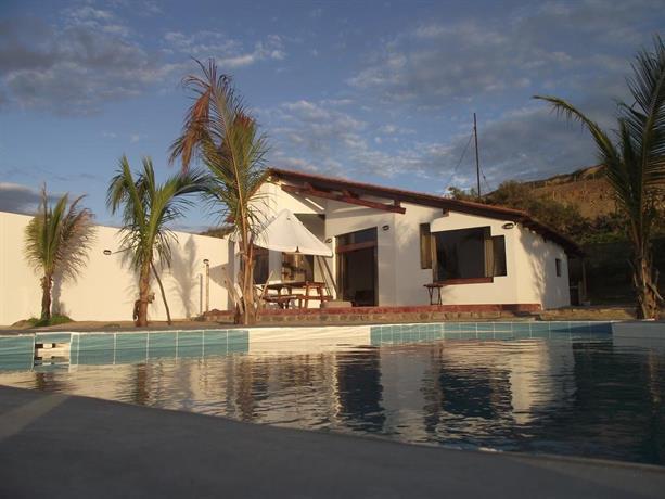 Casa de Playa Canoas Punta Sal