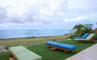 4 Br Beachfront Villa - Silver Sands