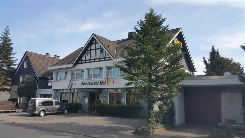 Hotel Forstbacher Hof Hilden