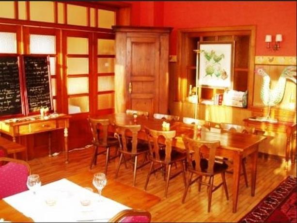 Hotel Restaurant Au Cerf Winkel