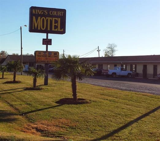Kings Court Motel Ridgeway