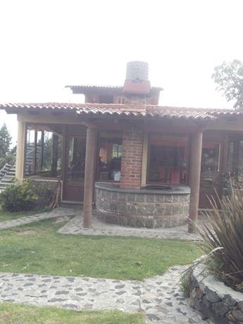 Campamento Nepopualco Parque de los Venados