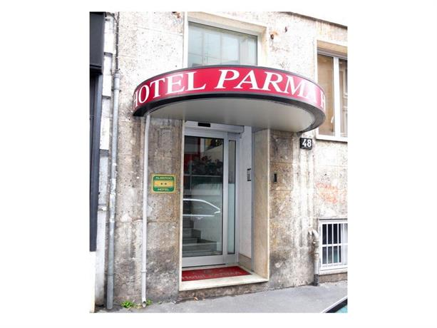 Hotel Parma Milan