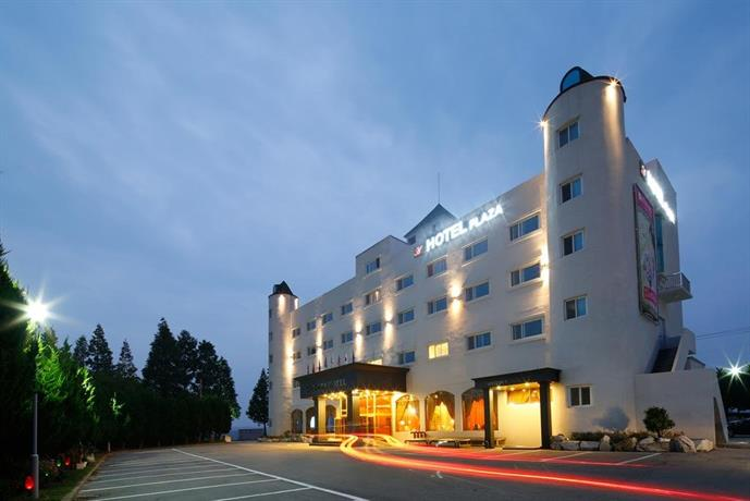 Anmyeondo Plaza Hotel