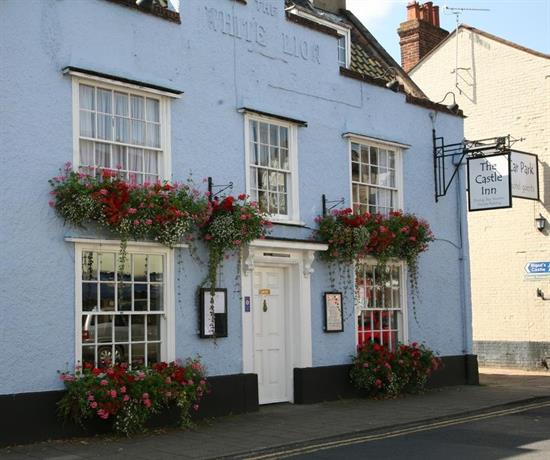 The Castle Inn Bungay