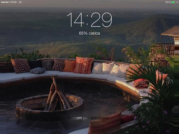 Shimba Hills Green Safari Lodge
