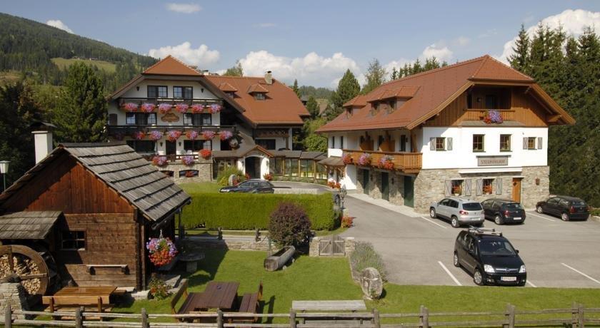 Hotel stegmuhlhof mauterndorf comparer les offres for Comparer les hotels