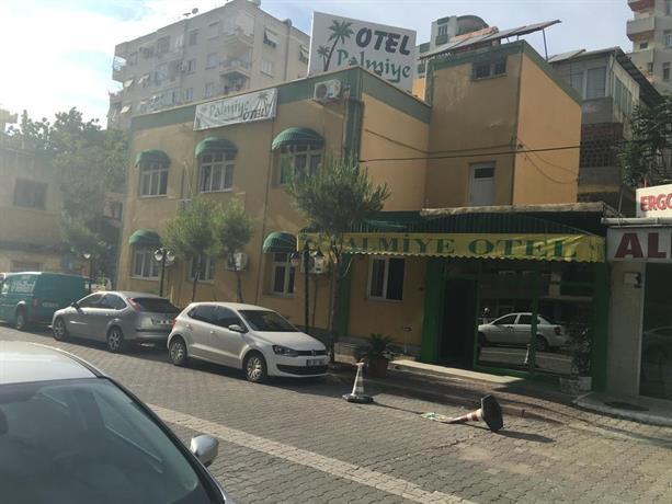 Asus Palmiye Otel