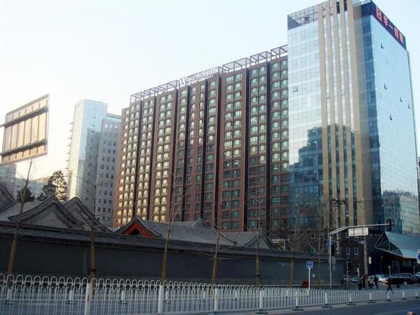 Shijia Apartment Hotel Suzhou Street