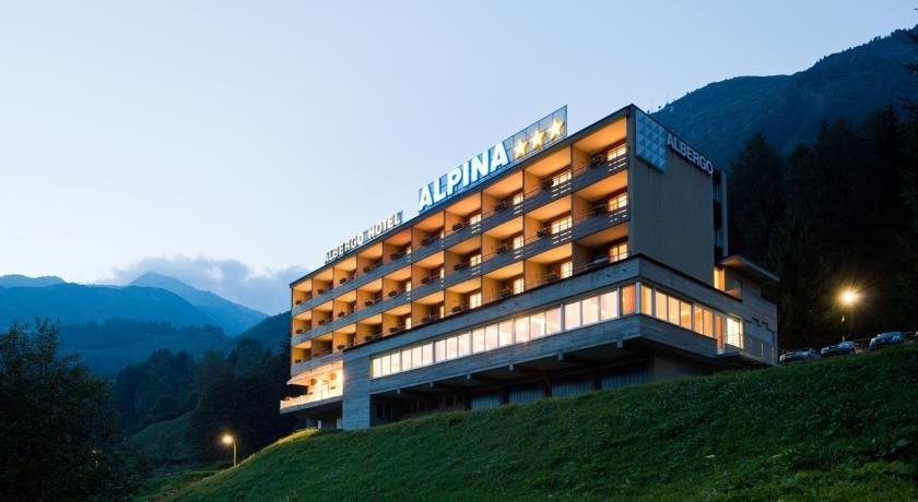 Hotel Alpina Airolo Compare Deals - Alpina hotel