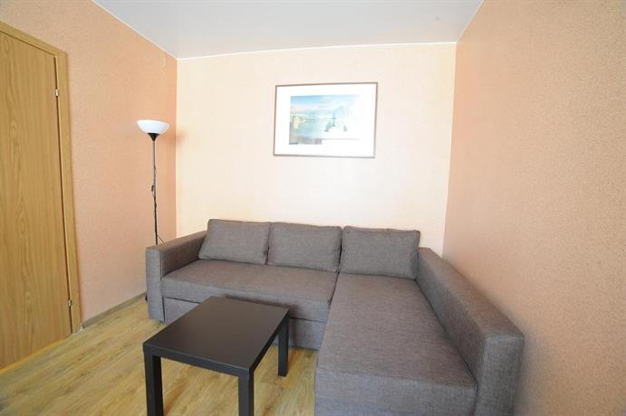Apartments na Tsentralnoy