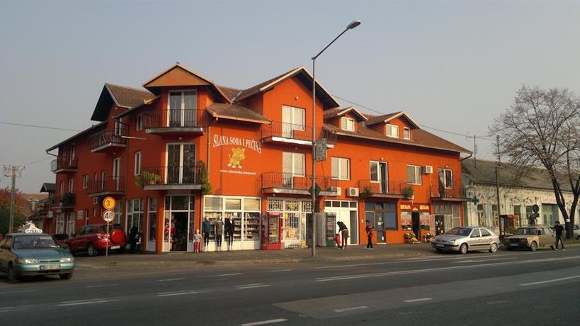Apartments Marija Petrovaradin