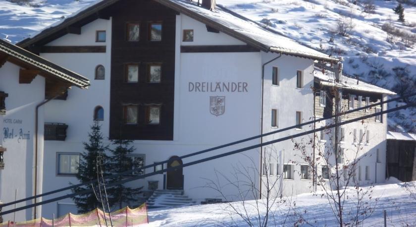 Hotel Garni Dreilaender