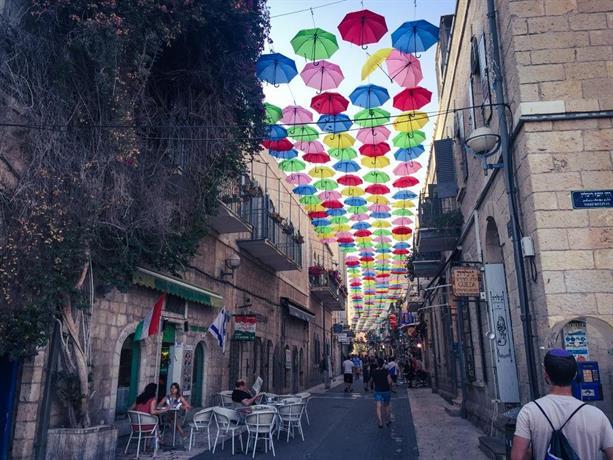 דירה במרכז ירושלים
