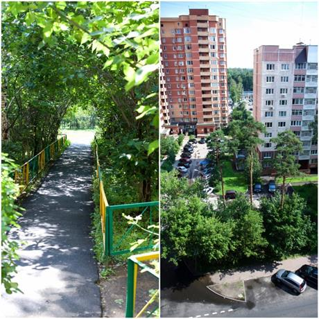 Na Veryi Voloshinoj Apartaments