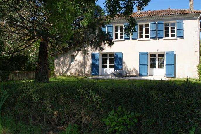 Le Cottage Saint-Leger