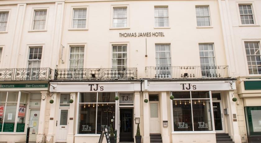 Thomas James Hotel Leamington Spa