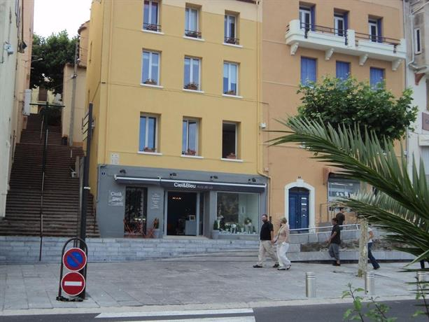 Appartement La Mediterranee vue sur la Mer
