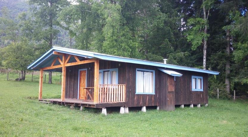 Cabana Pucon a Huife