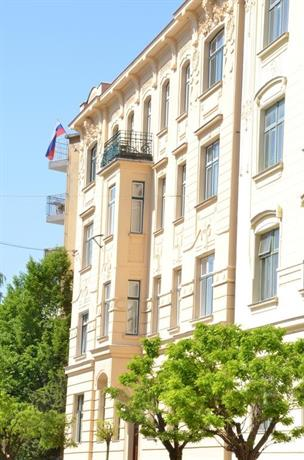 Apartment Presernova