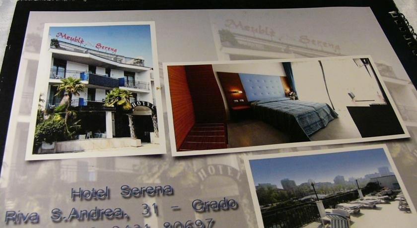 Hotel serena meuble for Hotel serena meuble grado
