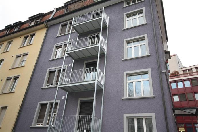 HITrental Oerlikon Apartments