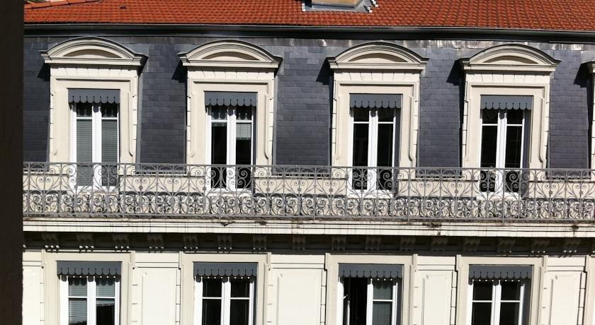 Appartements Hotel de Ville