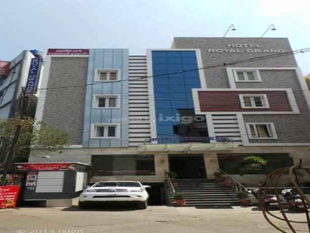 Hotel Royal Grand Vijayawada