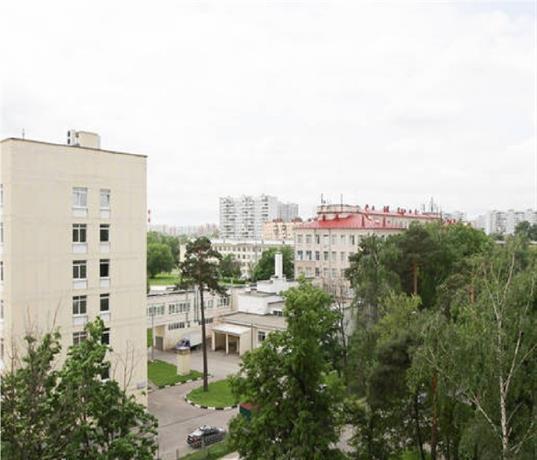 Lenskaya 8/1 Babushkinskaya Apartments