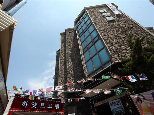 Incheon Hyatt Motel