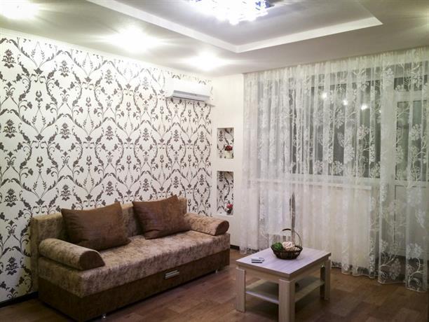 MyHomeHotel Na Zheleznodorozhnoj 2 V Apartments