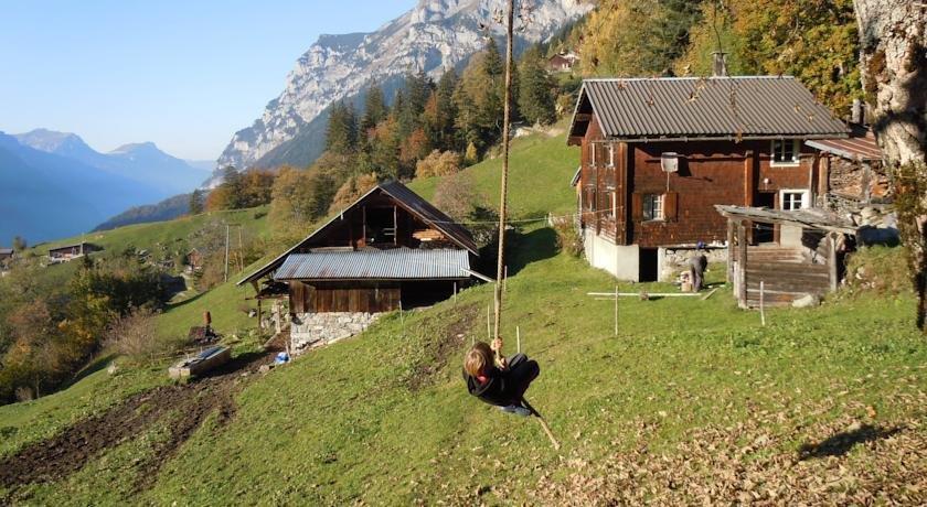 Ferienhaus Alp Chilcherbergen