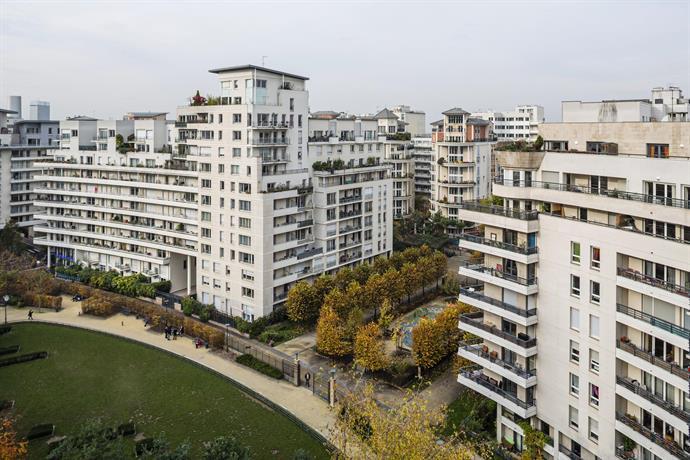 Résidence Residhome Prestige Parc du Millénaire Courbevoie