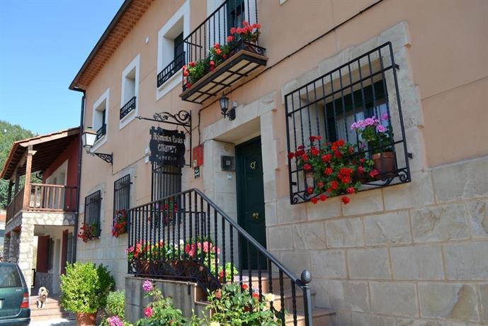 Alojamientos Rurales Carmen