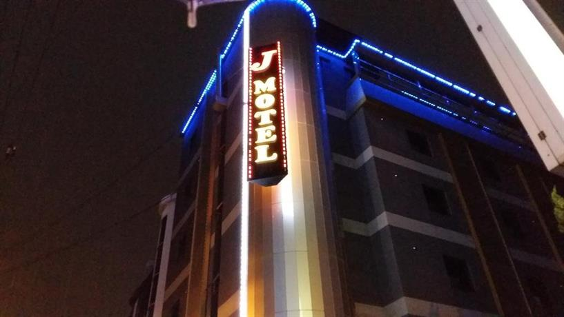 J Motel Jung-gu Incheon