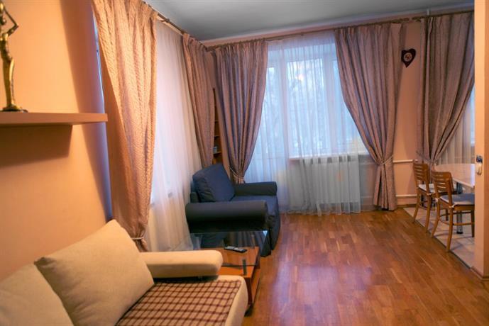 Na Minskoy 7 Apartment