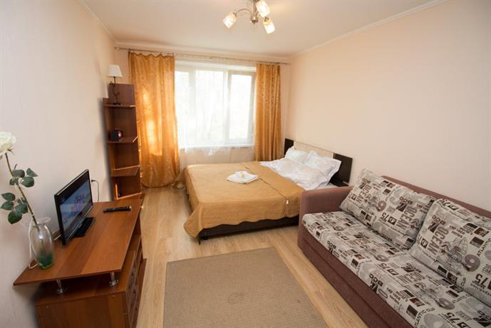 Apartment on Kulakova 7